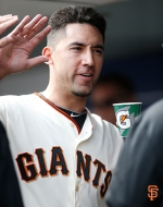 San Francisco Giants, S.F. Giants, photo, 2014, NLCS, Travis ishikaa