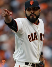 San Francisco Giants, S.F. Giants, photo, 2014, NLCS, Sergio Romo