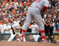 october 14, 2014, sf giants nlcs game 3, photo
