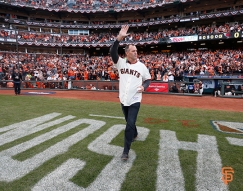 San Francisco Giants, S.F. Giants, photo, 2014, NLCS, Robb Nen