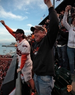 San Francisco Giants, S.F. Giants, photo, 2014, NLCS, Fans