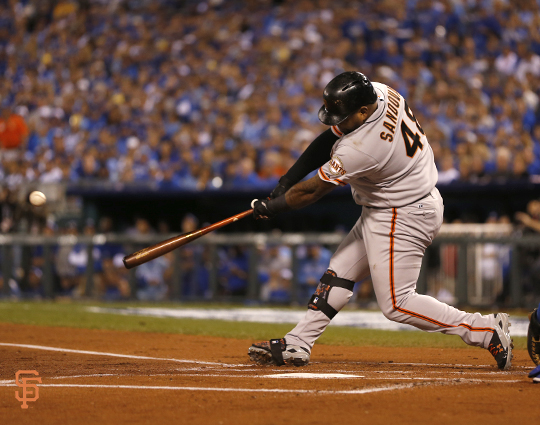 world series game 1, sf giants, photo