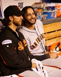 world series game 2, sf giants, photo