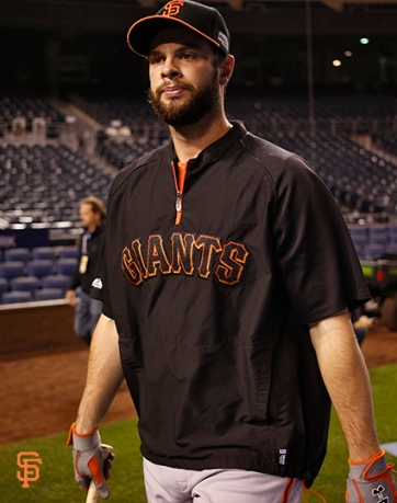 october 27, 2014, ws, work out day, sf giants, photo
