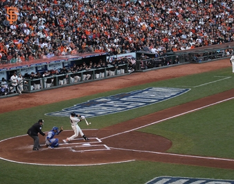 world series, game 5, october 26, 2014, sf giants,