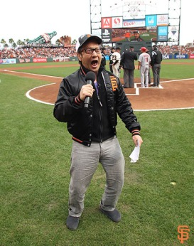 San Francisco Giants, S.F. Giants, photo, 2014, NLCS, Rob Schneider