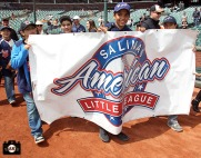 San Francisco Giants, S. F. Giants, photo, 2014, Little League Day