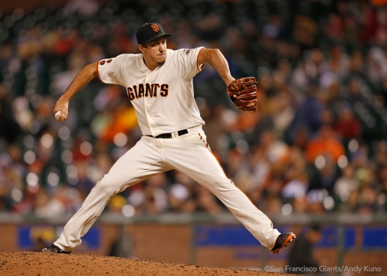 Derek Law pitched the ninth inning.